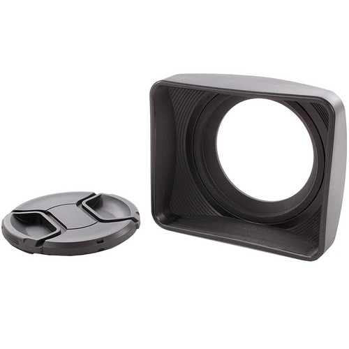 Dot Line 77mm Digital Video Lens Hood