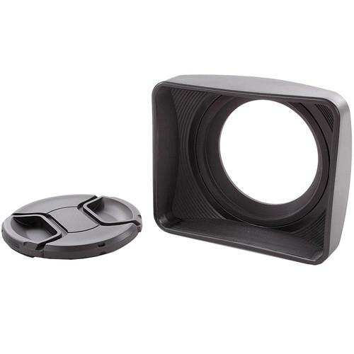 Dot Line 77mm Digital Video Lens Hood