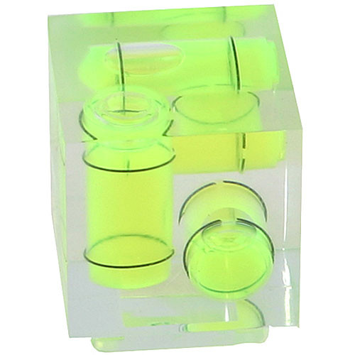 Dot Line 3 Axis Accessory Shoe Bubble Level