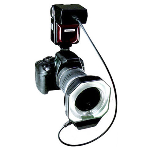 Dot Line DL-DRF14/N Macro Ringlight Flash for Nikon i-TTL