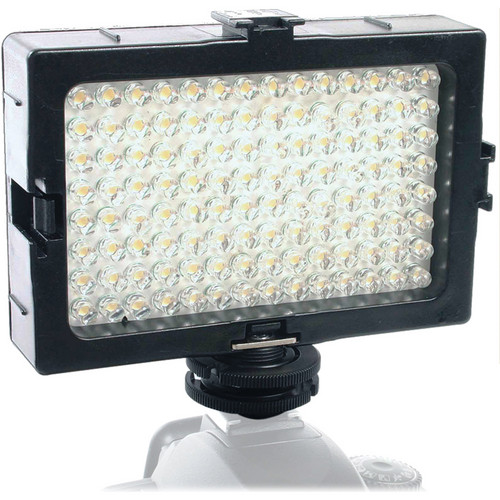 Dot Line DV112 On-Camera LED Light with Battery