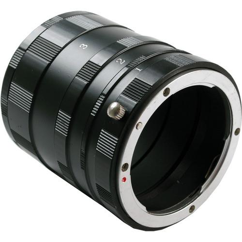 Dot Line Manual Extension Tube Set for Nikon