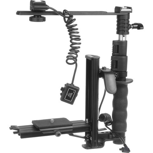 RPS Lighting RPS Digital Flash Bracket Kit for Nikon D70s & D80 SLR Cameras