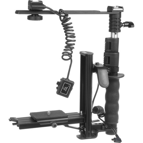 RPS Lighting Digital Flash Bracket Kit for Nikon D70s & D80 SLR Cameras