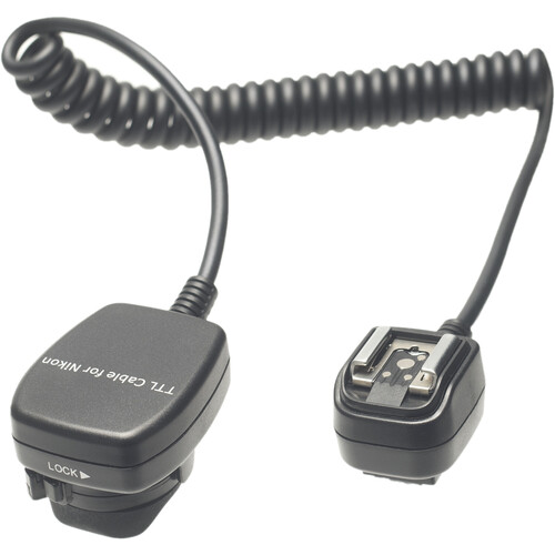 RPS Lighting TTL Cord for Nikon