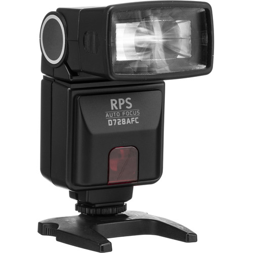 RPS Lighting D728AF TTL Dedicated Flash for Canon Cameras