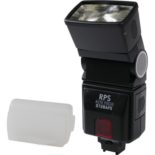 RPS Lighting D728AF TTL Dedicated Flash for Sony/Minolta Cameras