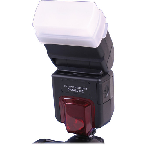 RPS Lighting DPZ420AF TTL Dedicated Flash for Canon Cameras
