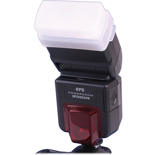 RPS Lighting DPZ420AF TTL Dedicated Flash for Nikon Cameras