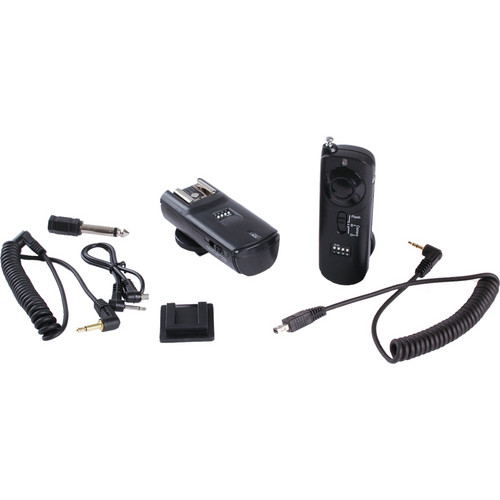 RPS Lighting RPS Studio 3-In-1 Wireless Remote System For Nikon D90/D5000