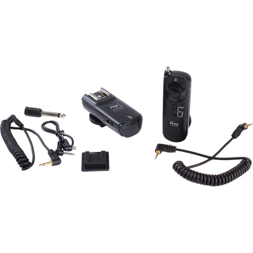 RPS Lighting Studio 3-In-1 Wireless Remote System For Canon Rebel 2.5mm