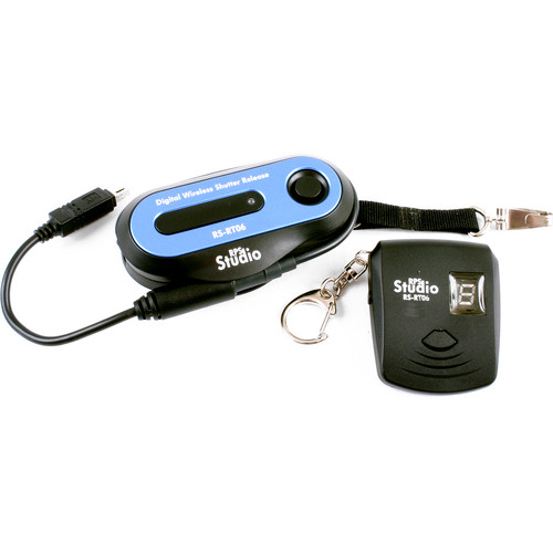 RPS Lighting RSRT06C3 Deluxe Digital Wireless Shutter Release