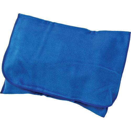 """Dot Line Equipment Pouch (10.0 x 10.0"""", Blue)"""