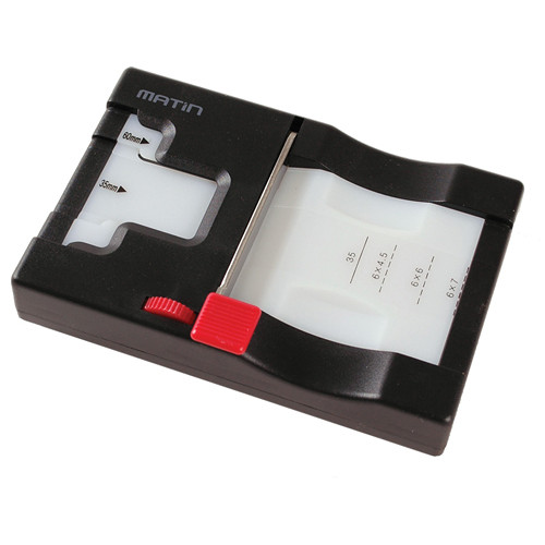 Dot Line Multiple Slide Cutter for 35mm/120 Film