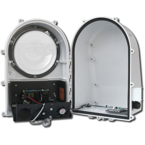 Dotworkz D2 Heater Blower Enclosure with Multi Volt Platform