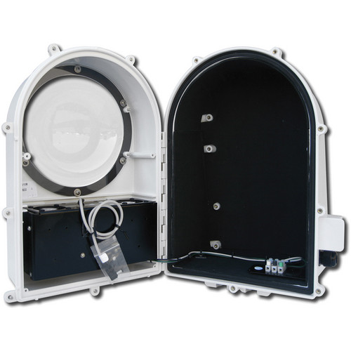 Dotworkz D2 Tornado Dual Blower Camera Enclosure with MVP