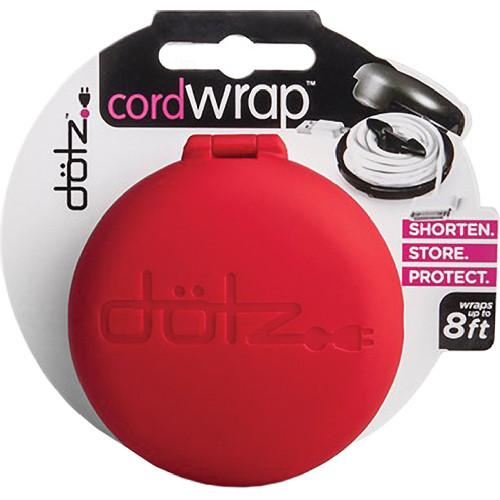 Dotz Cord Wrap (Red)