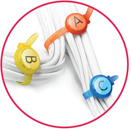 Dotz Reusable Cord Straps (5 Pack)