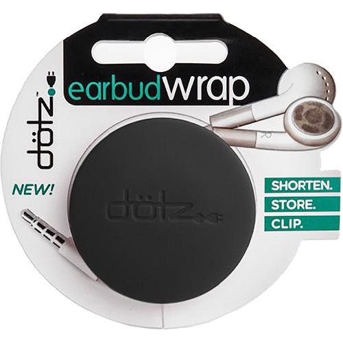 Dotz Earbud Wrap (Black)