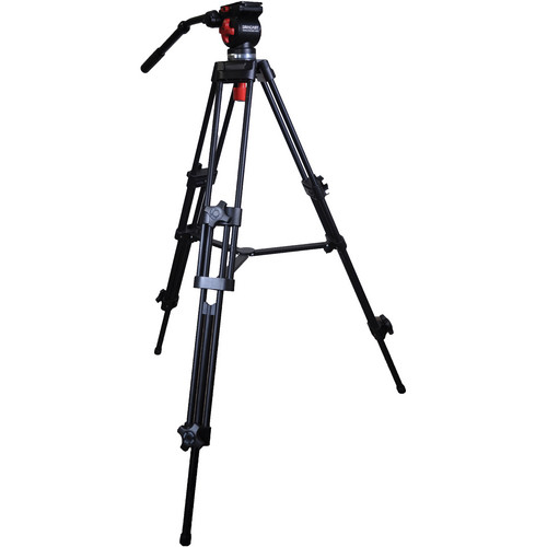Dracast DVT - 17 Video Tripod with Fluid Head