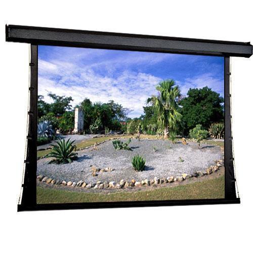"Draper 101191L Premier Motorized Front Projection Screen (76x140"")"