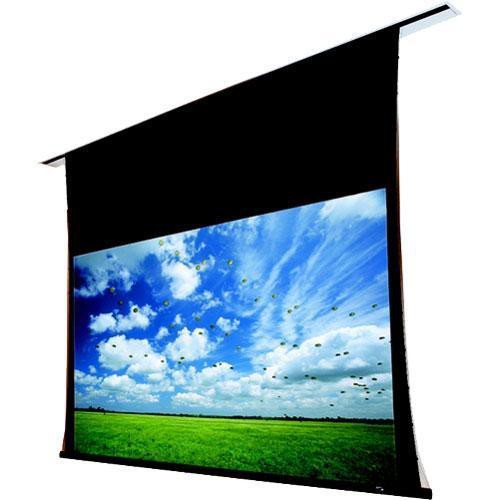 "Draper 102196QL Access/Series V Motorized Projection Screen (96 x 96"") with Low Voltage and Quiet Motor"