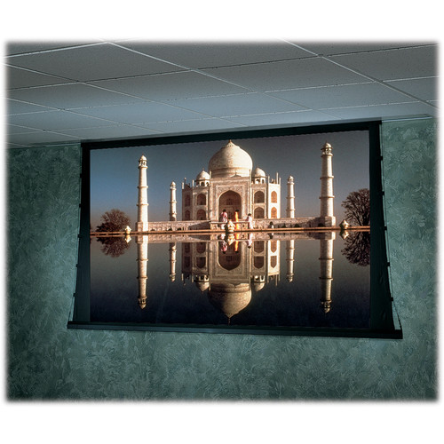 "Draper 105051 Access/Series V Motorized Front Projection Screen (40.5 x 90.25"" )"