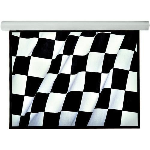 """Draper 108231L Silhouette/Series E Motorized Projection Screen (96 x 96"""")"""