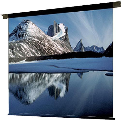 "Draper 113031 Ambassador Motorized Projection Screen (84 x 84"")"