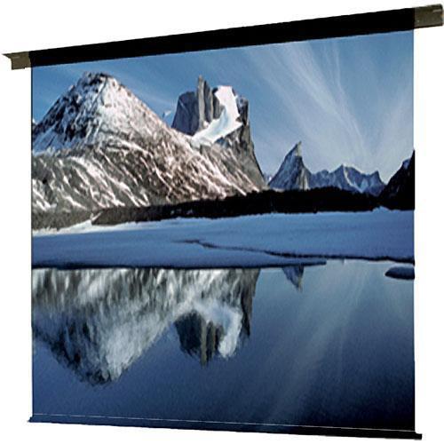 "Draper 113033 Ambassador Motorized Projection Screen (96 x 96"")"