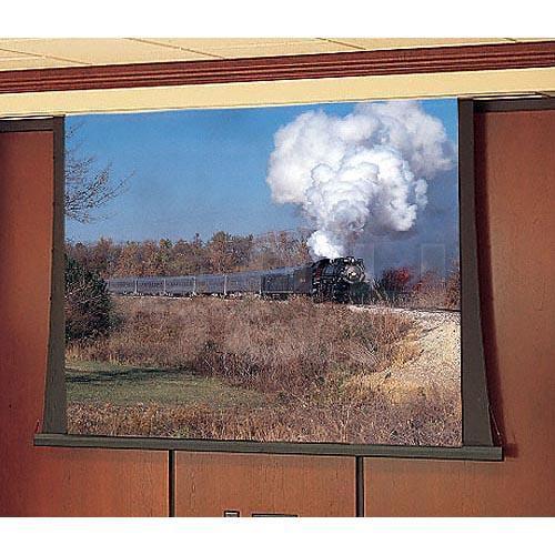 Draper Paragon Motorized Projection Screen - 21 x 28' - Matte White