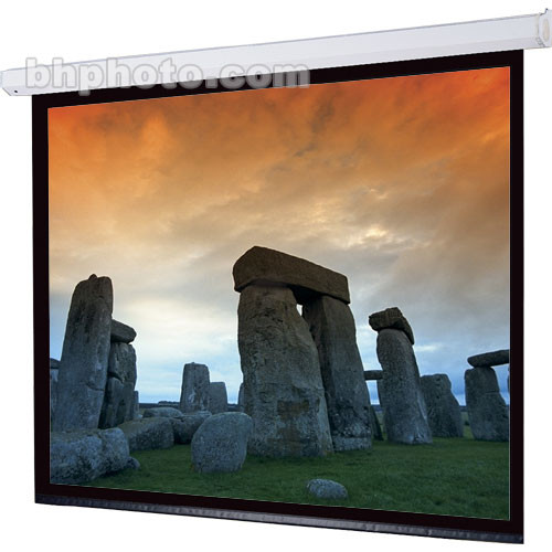 "Draper 116004 Targa 84 x 84"" Motorized Screen (120V)"