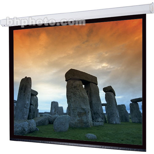 "Draper 116181 Targa 72 x 96"" Motorized Screen (120V)"