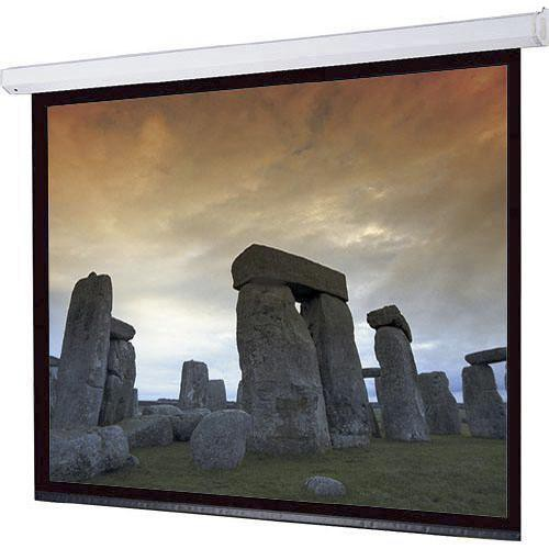 "Draper 116368QL Targa Motorized Front Projection Screen (57.5x92"")"