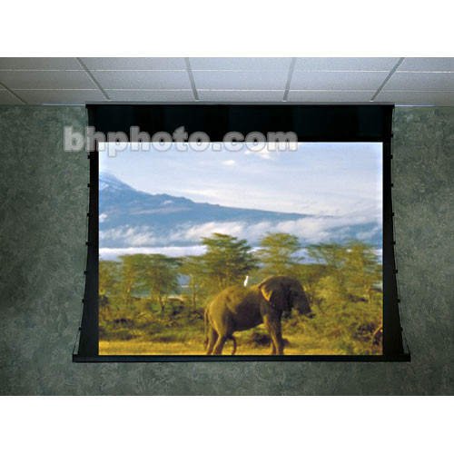 Draper 118186 Ultimate Access/Series V Motorized Front Projection Screen (9 x 9')