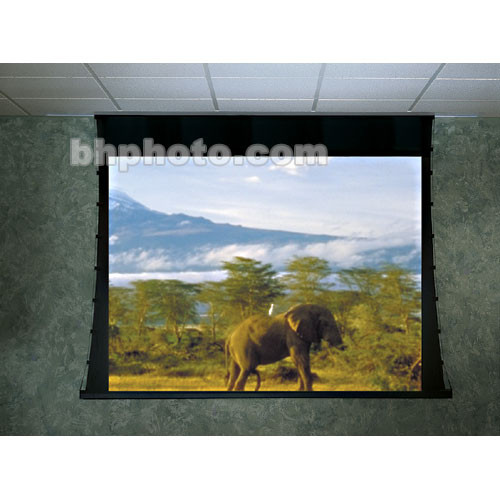 "Draper 118210 Ultimate Access/Series V Motorized Front Projection Screen (96 x 96"")"