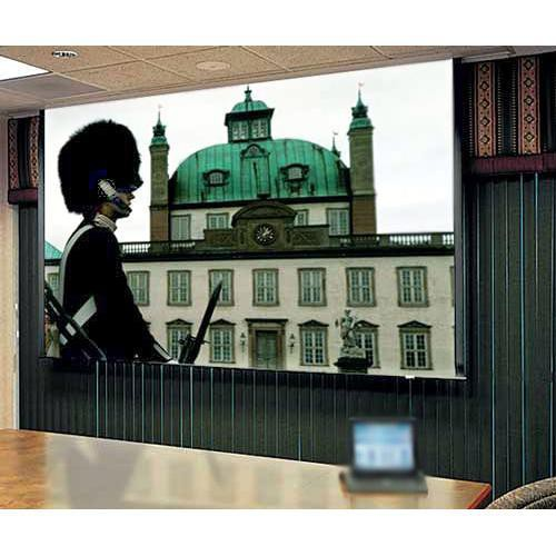 "Draper 119003 Ultimate Access/Series E Motorized Front Projection Screen (70 x 70"")"
