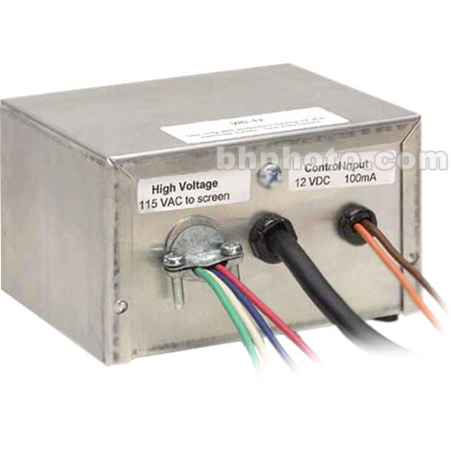 Draper Video Interface Control - 110-120V
