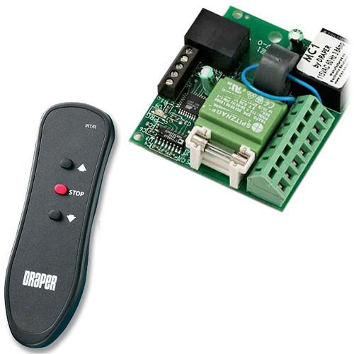 Draper MC1 Motor Control Board for Infrared Remote Control (IRT/R), Model 121090