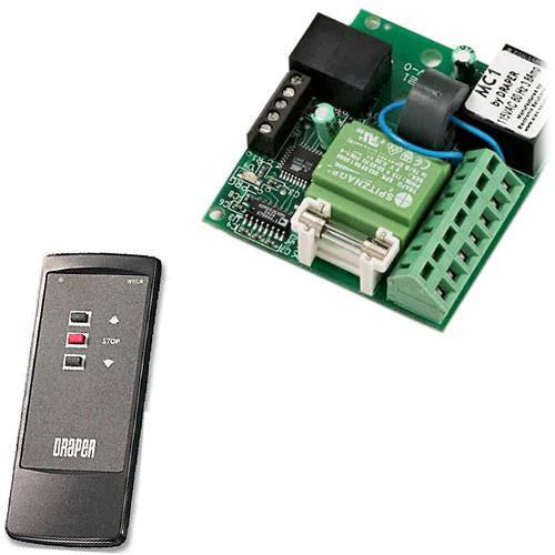 Draper MC1 Motor Control Board for Radio Frequency Remote Control (WRT/R), Model 121092