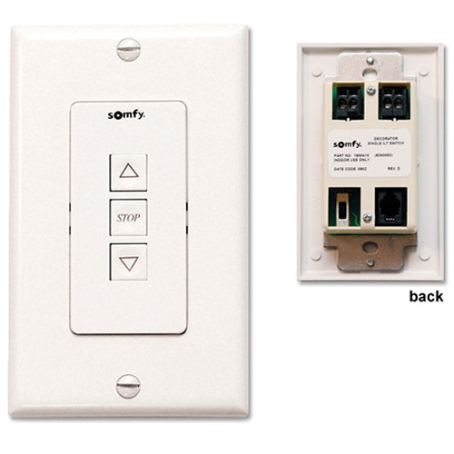 Draper ILT Wall Switch