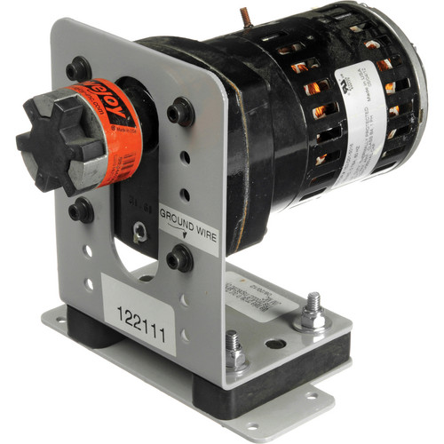 Draper Replacement Motor for the Ambassador Projection Screen (120V, 60Hz)