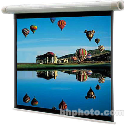 "Draper 132003 Salara Electric Front Projection Screen (70 x 70"")"