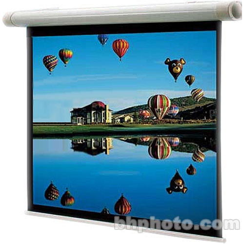 "Draper 132004 Salara Electric Front Projection Screen (84 x 84"")"
