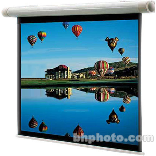 "Draper Salara Electric Front Projection Screen (69 x 92"")"