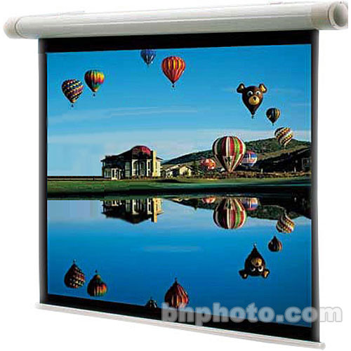 "Draper 132079 Salara Electric Front Projection Screen (72 x 96"")"