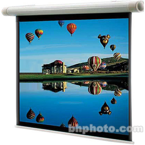 "Draper Salara Electric Front Projection Screen (36 x 64"")"