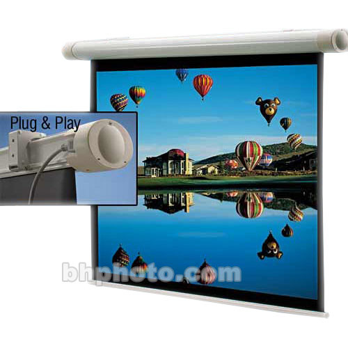 "Draper 136008 Salara Plug & Play Front Projection Screen (60 x 80"")"