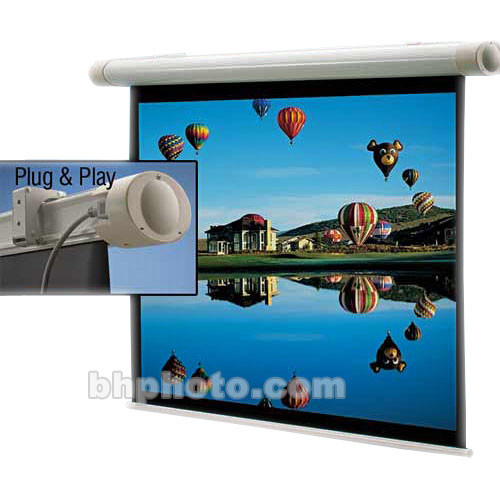 "Draper 136034 Salara Plug & Play Front Projection Screen (60 x 80"")"