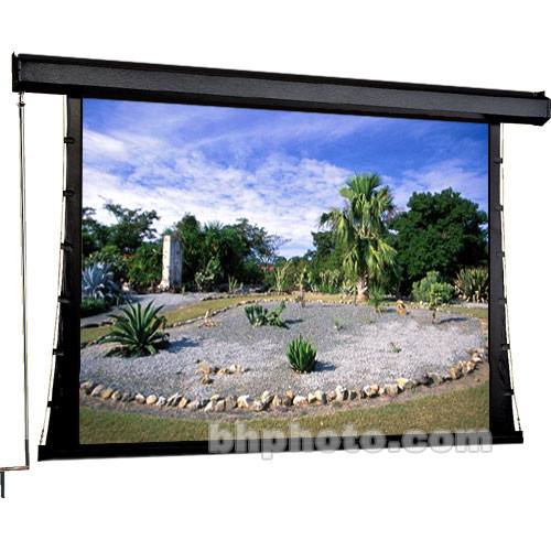 "Draper 200131 Premier/Series C Manual Projection Screen (76 x 140"")"